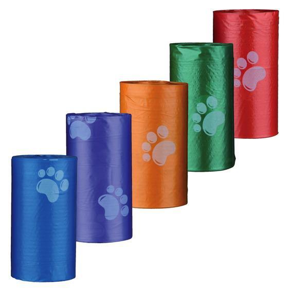 Трикси Пакеты для уборки за собаками, 3 л, для всех диспенсеров, в ассортименте, Trixie