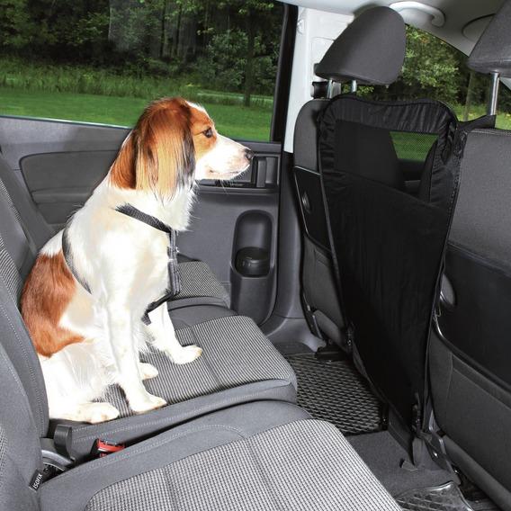 Трикси Автомобильная перегородка между передними сиденьями, ширина 60/44 см, высота 69 см, нейлон, Trixie