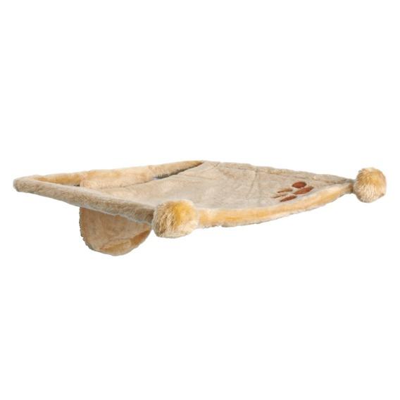 Трикси Гамак для кошек для крепления на стену, 42*41 см, Trixie