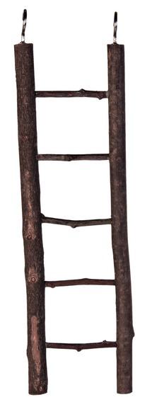 Трикси Лестница для небольших птиц, деревянная, 2 размера, Trixie