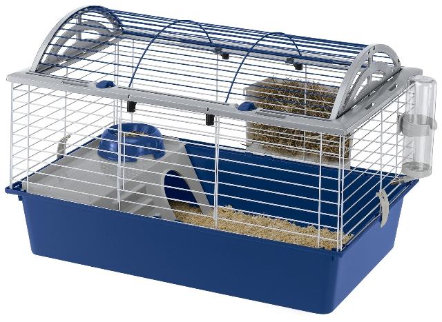 Ферпласт Клетка Casita 80 для кроликов и морских свинок, 78*48*50 см, в ассортименте, Ferplast