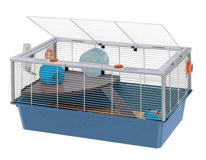 Ферпласт Клетка Criceti 15 с мелкой решеткой для грызунов, 78*48*39 см, Ferplast