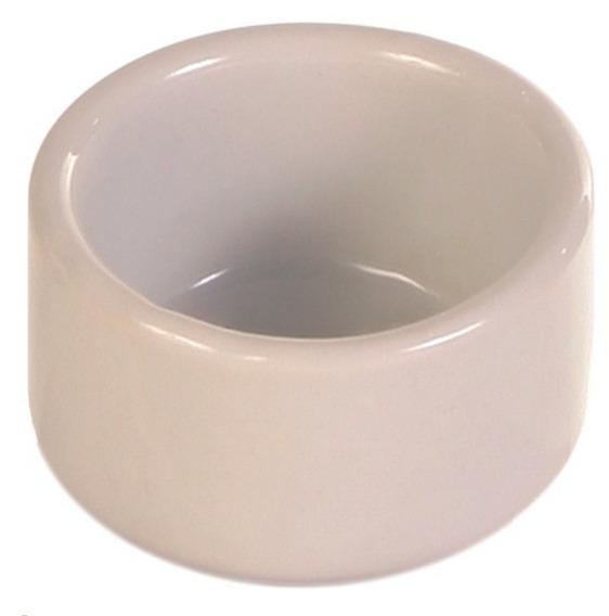 Трикси Керамическая миска для мелких животных и птиц, диаметр 5 см, объем 25 мл, Trixie