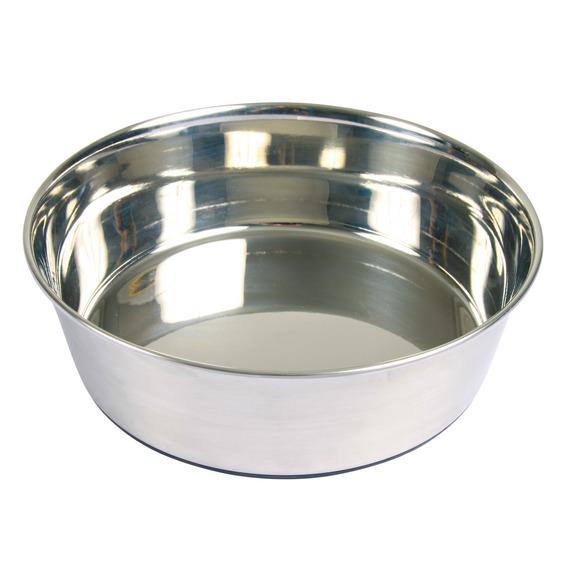 Трикси Миска металлическая для собак, 4 объема, Trixie