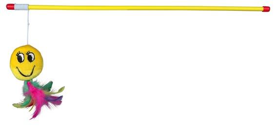 Трикси Дразнилка для кошек Улыбка, 50 см, Trixie