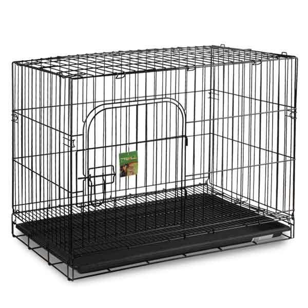 Триол Металлическая клетка с пластиковым выдвижным поддоном под металлической решеткой, в ассортименте, Triol
