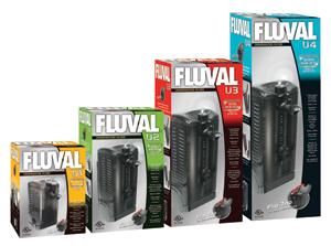 Хаген Внутренние фильтры Fluval U (Флювал У), 4 модели, Hagen
