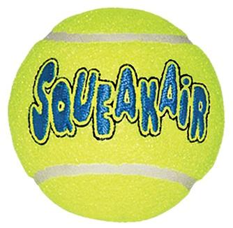 Конг Игрушка для собак Air Теннисный мяч, в ассортименте, Kong