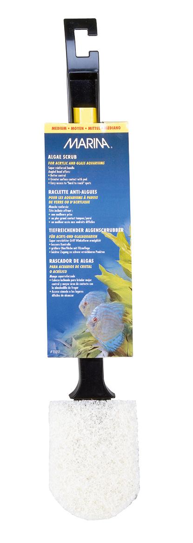 Хаген Скребок Marina для чистки аквариума, 2 размера, Hagen