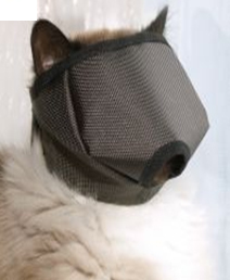 Оссо Намордник для кошек и короткомордых пород собак, в ассортименте, OSSO Fashion
