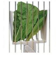 Ферпласт Лоток для зелени и лакомств наружный с креплением, 7,5*3,5*8,8 см, Ferplast