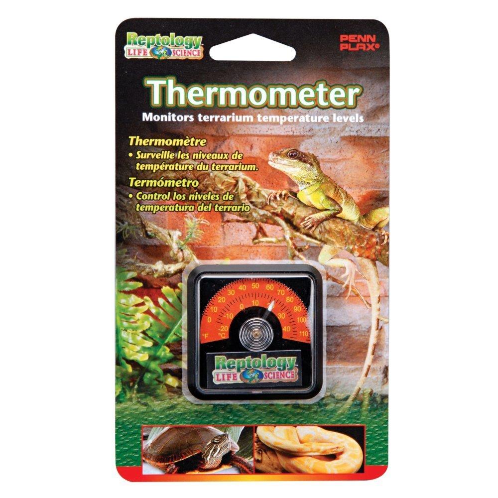 Пенн Плекс Термометр для террариума, Penn-Plax
