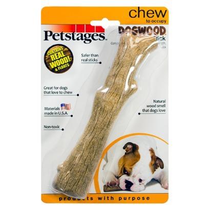 Петстейджес Игрушка для собак Палочка деревянная Dogwood, в ассортименте, Petstages
