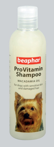 Беафар Шампунь для собак с чувствительной кожей с маслом австралийского ореха Pro Vitamin, 250 мл, Beaphar