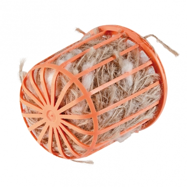 Имак Материал для постройки гнезда Portajuta для птиц, 7*7 см, Imac