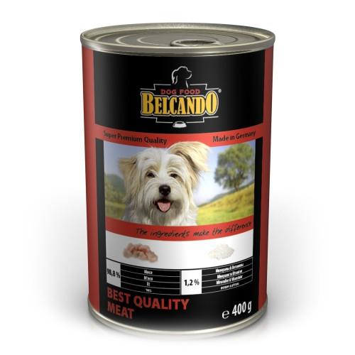 Белькандо Мясные консервы для собак, 400 г, в ассортименте, Belcando