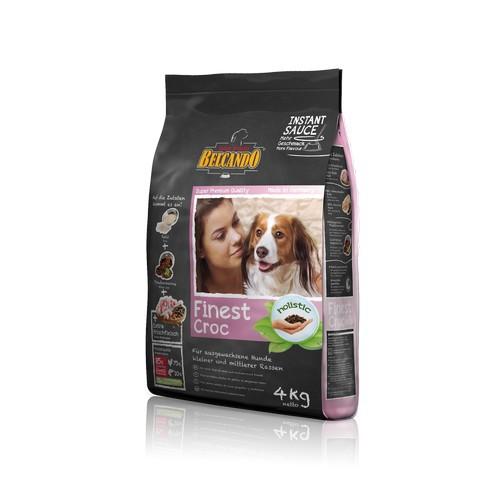 Белькандо Корм сухой Finest Croc для собак мелких и средних пород, в ассортименте, Belcando