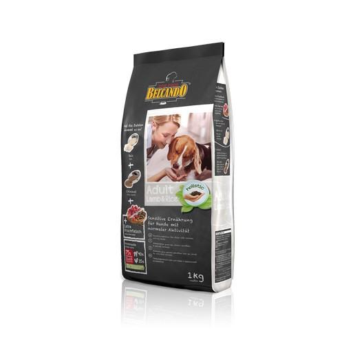 Белькандо Корм сухой Adult Lamb/Rice гипоаллергенный для собак всех пород, Ягненок/Рис, в ассортименте, Belcando