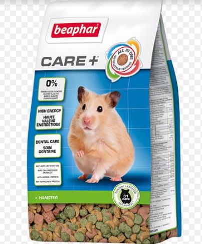 Беафар Корм супер-премиум класса Care+ Hamster Food для хомяков, в ассортименте, Beaphar