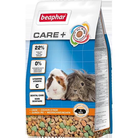Беафар Корм супер-премиум класса для морских свинок Guinea Pig Food Care+, в ассортименте, Beaphar