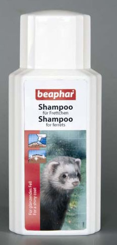 Беафар Шампунь для хорьков Shampoo For Ferrets, 200 мл, Beaphar