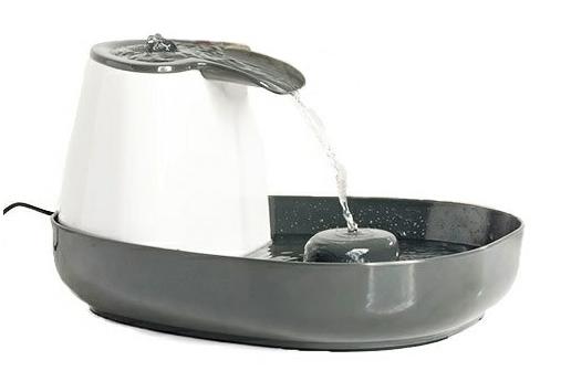 Савик Питьевой фонтан Cascade для кошек и собак, 34*28*17 см, объем 1,5 л, Savic