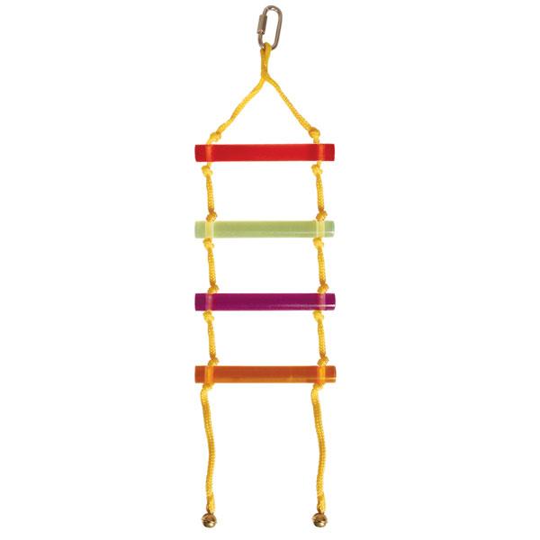Триол Веревочная лестница из акрила и нейлона 1026SY, длина 40 см, Triol
