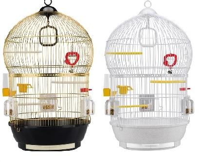 Ферпласт Клетка Bali для птиц, диаметр 43,5, высота 68,5 см, в ассортименте, Ferplast