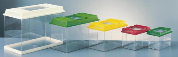 Савик Террариум-переноска для пресмыкающихся, рептилий, Fauna Box (купалка для грызунов), в ассортименте, Savic