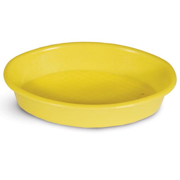 Триол Купалка-ванночка напольная для мелких птиц, 13,5*7,6*3 см, пластик, Triol
