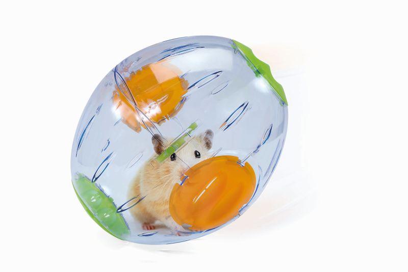 Имак Шар прогулочный Fun Bowl для грызунов, диаметр 19 см, Imac