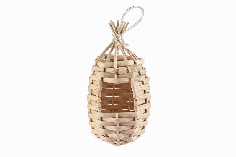 Имак Гнездо плетеное Nido Esotico подвесное, 8,5*16 см, Imac