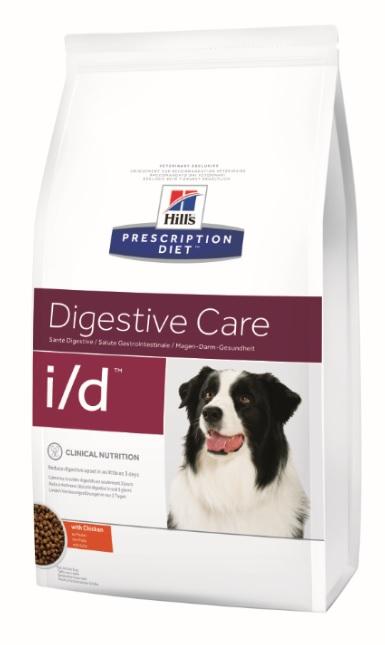 Корм Хиллс Prescription Diet i/d сухой для собак при заболеваниях ЖКТ, в ассортименте, Hills