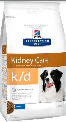 Корм Хиллс Prescription Diet k/d сухой для собак при заболеваниях почек, сердца, в ассортименте, Hills