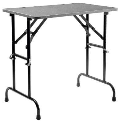 ПетЛайн Грумерский стол Профи складной, регулируемый по высоте, в ассортименте, PetLine