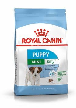 Корм Роял Канин MINI Puppy для щенков мелких пород с 2 до 10 месяцев, в ассортименте, Royal Canin