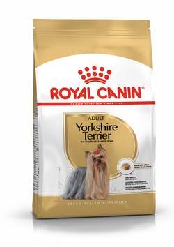 Корм Роял Канин сухой для йоркширских терьеров старше 10 мес Yorkshire Terrier Adult, в ассортименте, Royal Canin