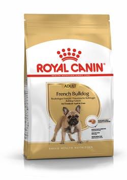 Корм Роял Канин сухой для взрослых собак породы Французский бульдог в возрасте от 12 месяцев French Bulldog Adult, в ассортименте, Royal Canin