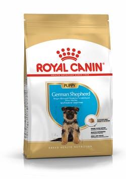 Корм Роял Канин для щенков породы Немецкая овчарка до 15 месяцев German Shepherd Puppy, в ассортименте, Royal Canin