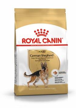 Корм Роял Канин сухой для взрослых собак породы Немецкая овчарка в возрасте от 15 месяцев German Shepherd Adult, в ассортименте, Royal Canin