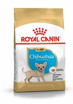 Корм Роял Канин для щенков породы Чихуахуа в возрасте до 8 месяцев Chihuahua Puppy, в ассортименте, Royal Canin