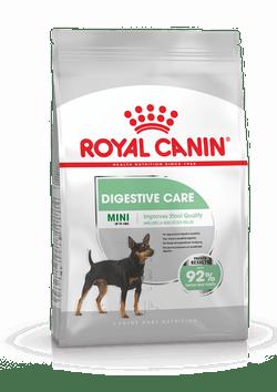 Корм Роял Канин MINI Digestive care сухой для взрослых привередливых собак мелких пород с чувствительным пищеварением, в ассортименте, Royal Canin