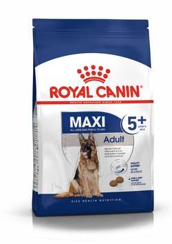 Корм Роял Канин MAXI Adult 5+ сухой для взрослых собак крупных пород от 5 до 8 лет, в ассортименте, Royal Canin