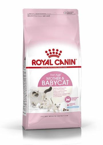 Корм Роял Канин для котят возрастом с 1 до 4 месяцев Mother end Babycat, в ассортименте, Royal Canin