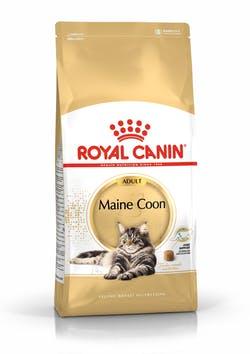 Корм Роял Канин сухой для кошек породы мейн-кун в возрасте старше 15 месяцев Maine Coon Adult, в ассортименте, Royal Canin
