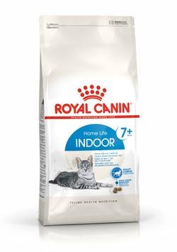 Корм Роял Канин сухой для кошек старше 7 лет живущих в помещении Indoor 7+, в ассортименте, Royal Canin