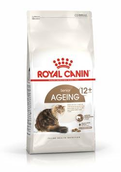 Корм Роял Канин сухой для стареющих кошек старше 12 лет Ageing 12+, в ассортименте, Royal Canin