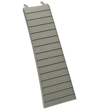 Ферпласт Пластиковая лестница FPI4898 с креплением к полке, 38,5*14 см, Ferplast
