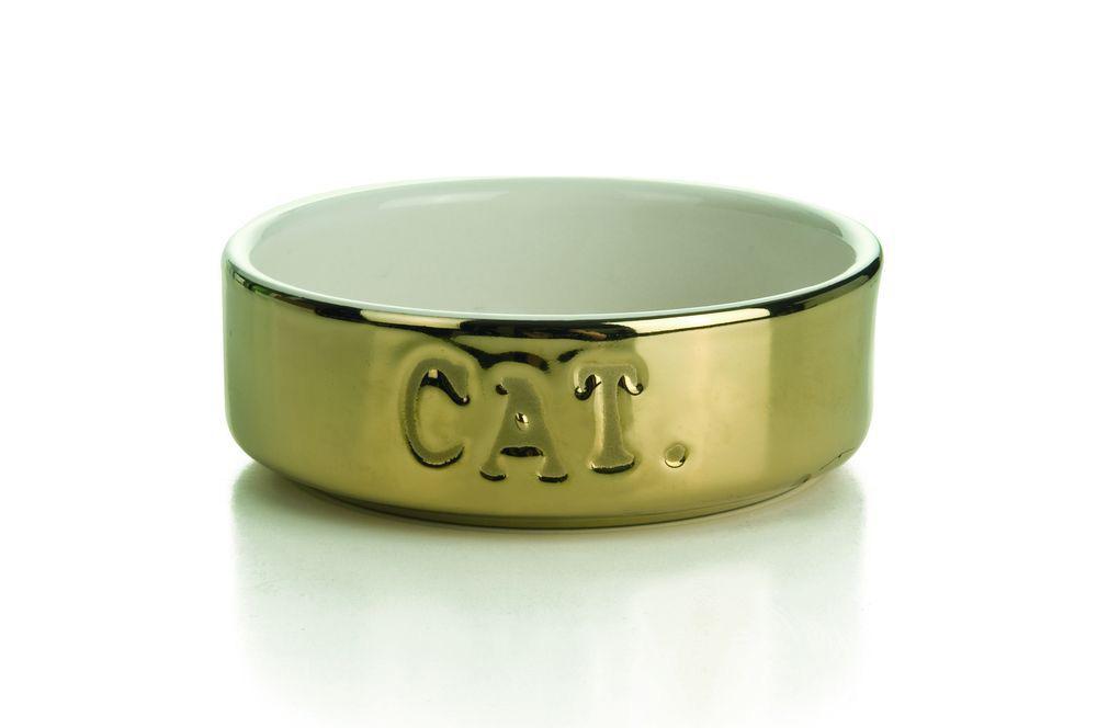 Миска керамическая для кошек, 200 мл, 11,5*4 см, I.P.T.S.