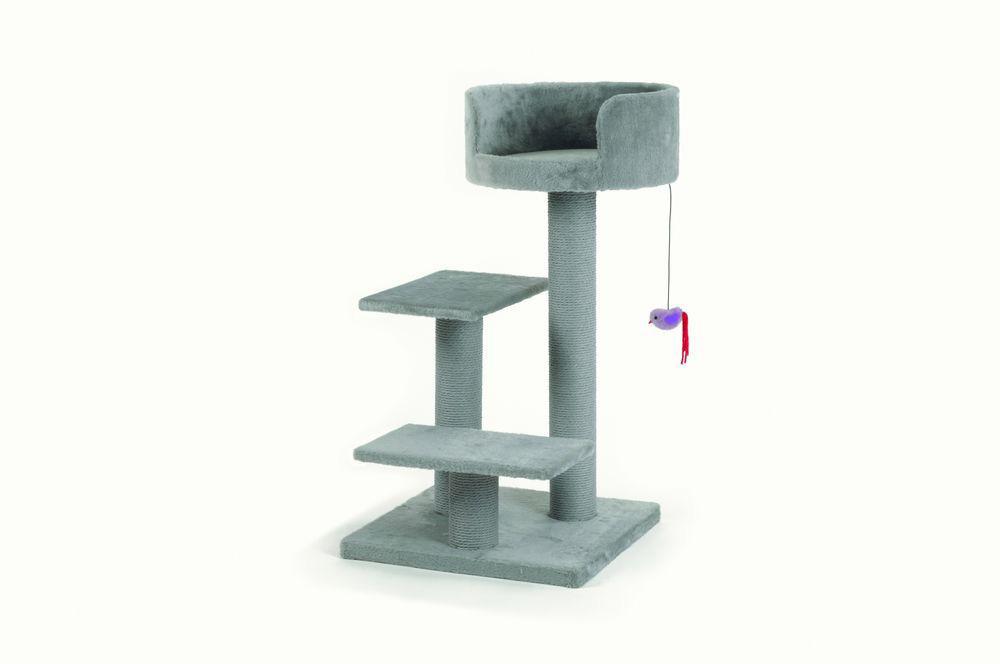 """Игровой комплекс для кошек """"Figo"""", 50*50*92 см, I.P.T.S."""